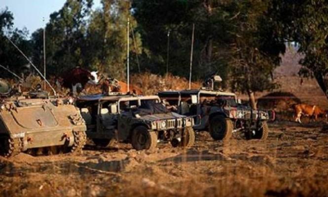جيش الاحتلال الإسرائيلي يتوغل في ريف القنيطرة