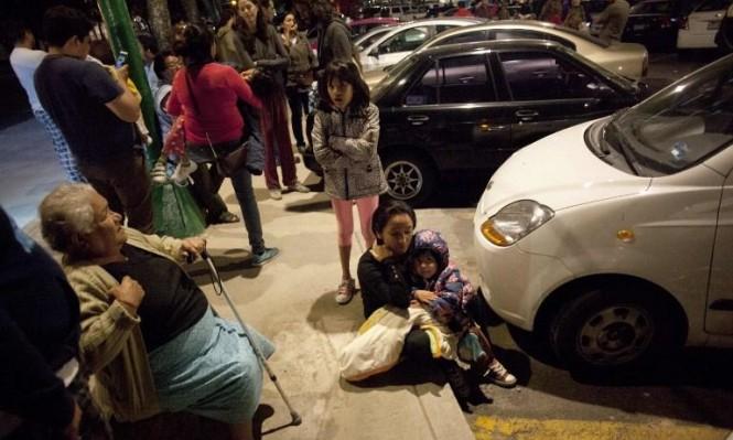 المكسيك: مقتل 6 أشخاص بزلزال عنيف بقوة 8.1 درجات