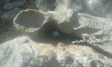 اكتشاف كاميرا تجسس داخل صخرة بالجنوب اللبناني