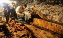 """اكتشاف مقبرة """"صانع الذهب للإله آمون"""" في الأقصر"""