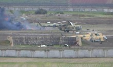"""جيش النظام يكسر حصار """"داعش"""" لمطار دير الزور العسكري"""