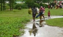 آلاف الروهينغا يواصلون النزوح لبنغلاديش