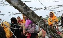 مقتل 3 من الروهينغا بانفجار لغم أثناء نزوحهم