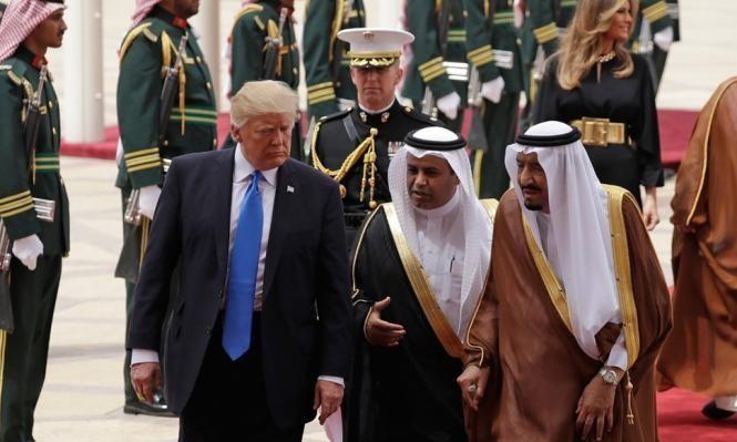 ترامب رتب اتصالًا بين تميم وبن سلمان