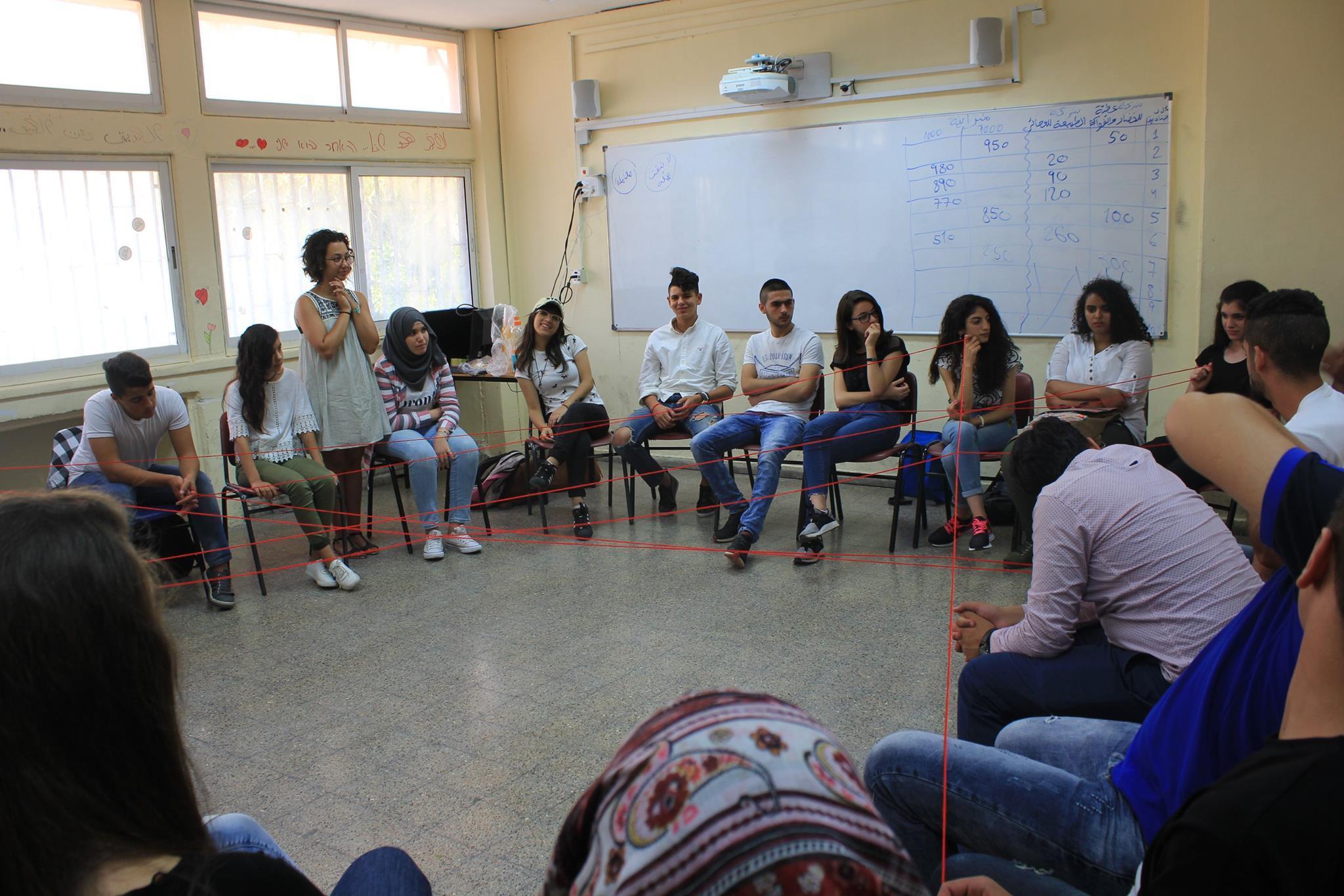 500 مشارك في جولات تجمع شباب 48 والقدس والضفة