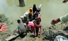 نداءات استغاثة وقتلى الروهينغا يقدرون بالآلاف