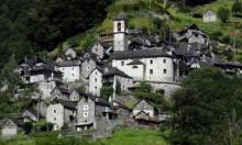 قرية سويسرية لا يتجاوز عدد سكانها الـ20 شخصا