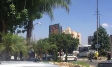 يافة الناصرة: أضرار جسيمة إثر حريق بحانوت