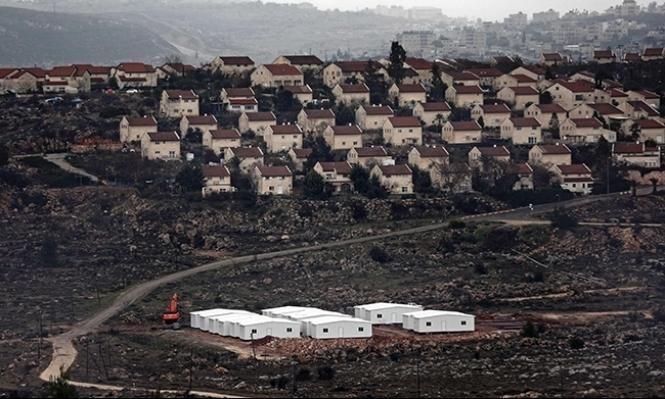 """الاحتلال يشرع بأعمال البناء بمستوطنة """"عميحاي"""""""