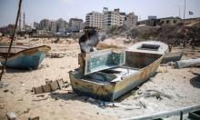 صيادو غزة يجتمعون لإصلاح ما دمرته إسرائيل من القوارب