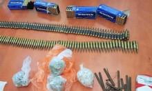 اعتقال شبان من اللد وعكا بتجارة المخدرات