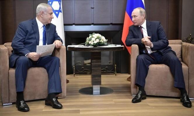 صحيفة: روسيا طالبت الأسد عدم الرد على الغارات الإسرائيلية
