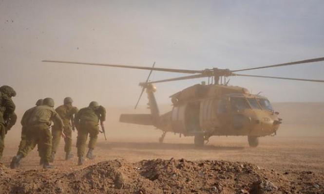 الجيش الإسرائيلي يجري تدريبا يحاكي احتلال حزب الله أراضي بالجليل