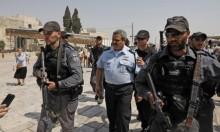 ألشيخ: الحكومة قررت والشرطة تحفظت من البوابات الالكترونية بالأقصى