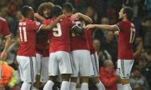 مانشستر يونايتد يستهل عودته لدوري الأبطال بالفوز