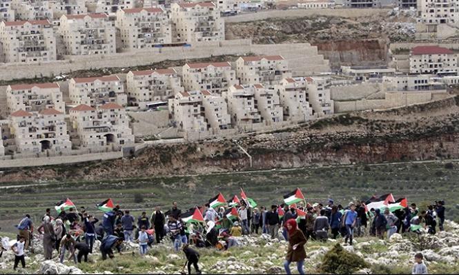 البنوك الإسرائيلية تدعم الاستيطان بالأراضي الفلسطينية