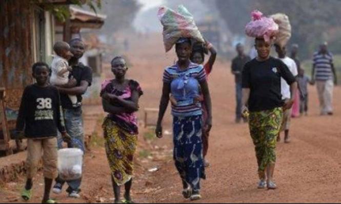25 قتيلا في صدامات في أفريقيا الوسطى