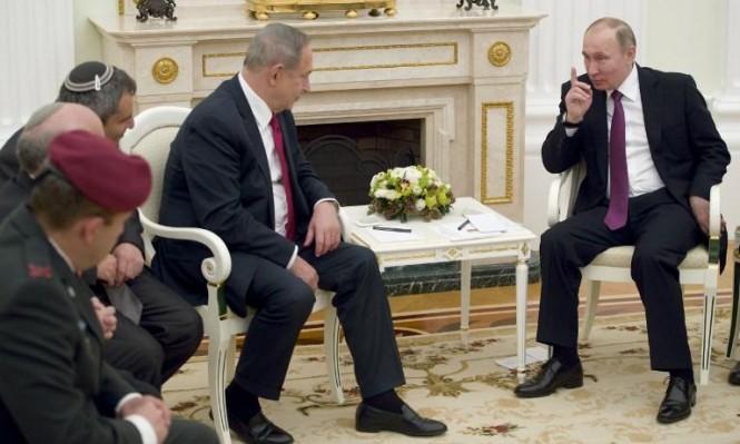توسيع الغارات الإسرائيلية بعد رفض روسيا إبعاد إيران عن الجولان