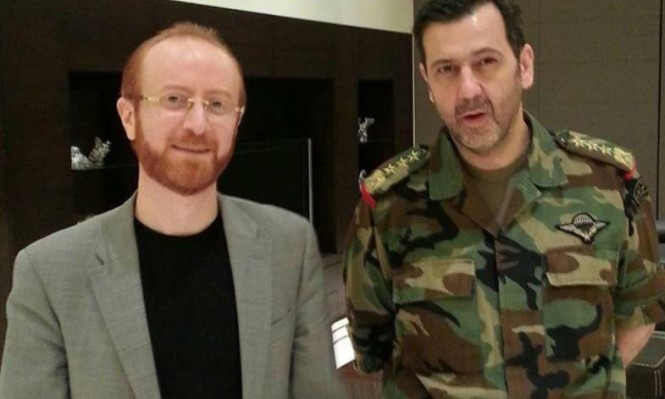 تمديد اعتقال الفنان مصطفى الخاني (النمس)