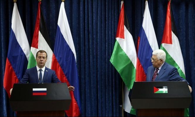 عباس يلتقي وزير خارجية روسيا بعد زيارة حماس لموسكو