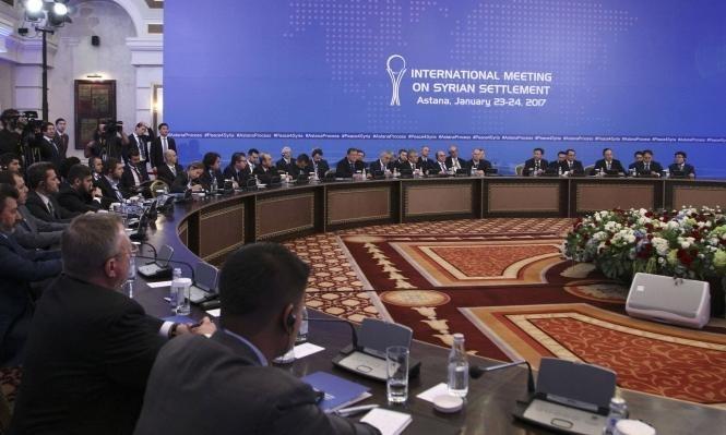 """انطلاق مفاوضات """"أستانا 6"""" حول سورية بلقاءات تقنية"""