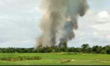 """أمنستي: الجيش البورمي يعتمد الأرض """"المحروقة"""" ضد الروهينغا"""