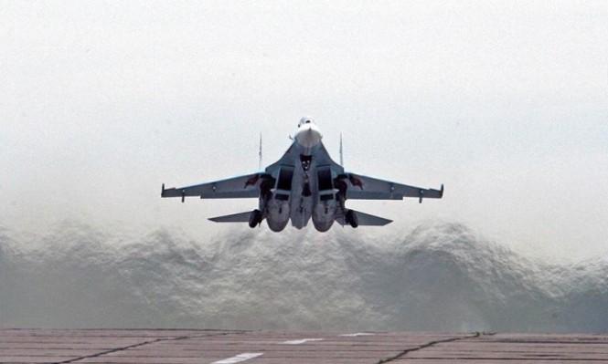 تحطم مقاتلة روسية بحوزة القوات الأميركية ومقتل قائدها