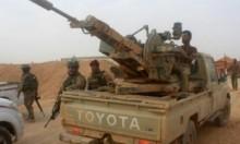 القوات العراقية تبدأ حملة عسكرية قرب الحدود السورية