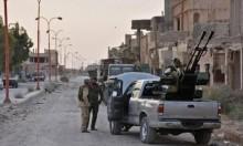 """جيش النظام يضيق الخناق على """"داعش"""" في دير الزور"""