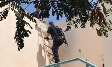 النقب: الشرطة تداهم مدرسة بحثا عن أشتال مخدرات