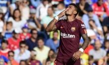 باولينيو يتحدث بعد هدفه الأول بقميص برشلونة