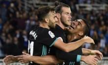 ريال مدريد يعود لسكة الانتصارات بالدوري