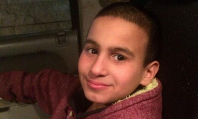 العثور على الطفل عادل مرعي من قلنسوة بعد اختفائه