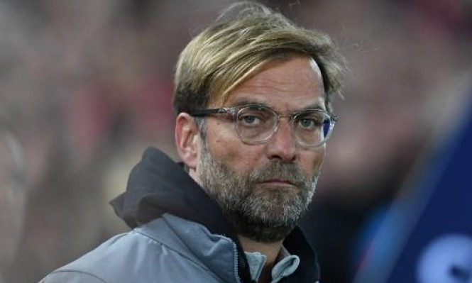 مدرب ليفربول يعرب عن غضبه بعد التعادل