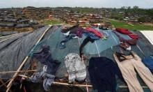 أوضاع مسملي الروهينغا في مخيمات اللجوء (أ.ف.ب)