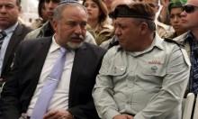 ليبرمان يتذرع بإيران والأسد ويطالب بزيادة ميزانية الأمن