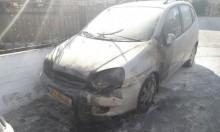 طمرة: اعتقال قاصر للاشتباه بحرق سيارة