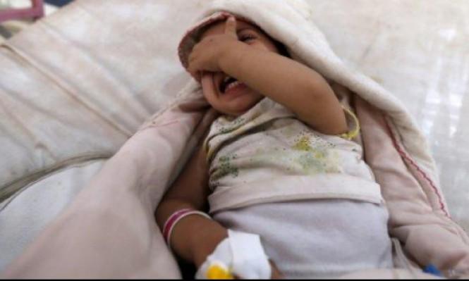 اليمن: الصحة العالمية تفاوض لبدء حملة تلقيح ضد الكوليرا