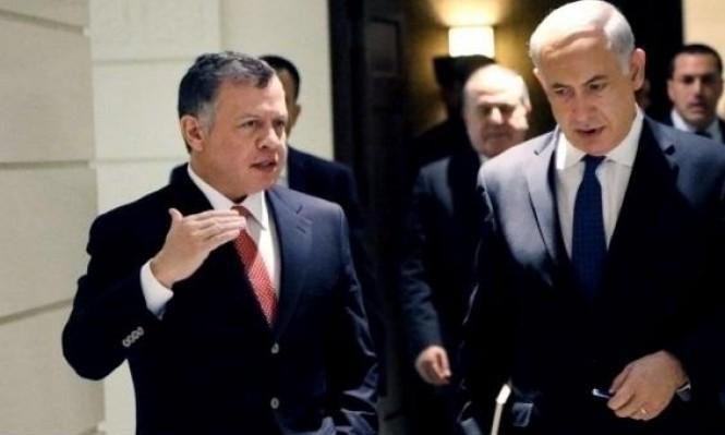 الملك الأردني يطالب بتدخل الجالية اليهودية بأحداث السفارة