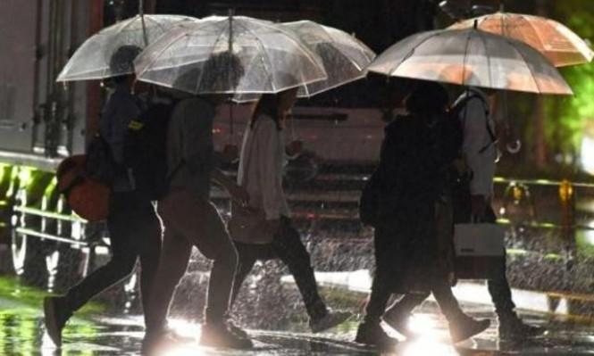 قتيلان وثلاثة مفقودين جراء إعصار باليابان