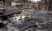 """""""رايتس ووتش"""": 214 دمرها جيش ميانمار في راخين"""