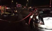مصرع 3 شبان دهسا تحت عجلات شاحنة