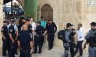 المستوطنون يقتحمون الأقصى والقدس ثكنة عسكرية بالأعياد اليهودية