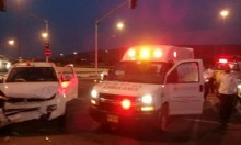 18 إصابة في حادث طرق قرب الناصرة