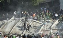 زلزال المكسيك: حصيلة الضحايا 226 بينهم 21 طفلا في انهيار مدرسة