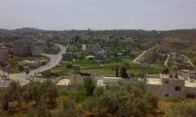 سلفيت: الاحتلال يصادر عشرات الدونمات من وادي إسماعيل