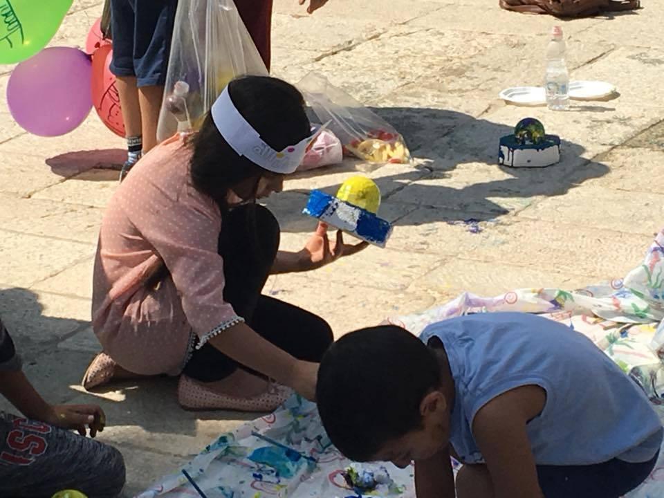 الفلسطينيون يحتفلون بحلول السنة الهجرية الجديدة