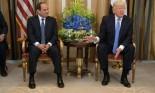 ترامب يتعهد للسيسي بإعادة النظر في استئناف المساعدات العسكرية