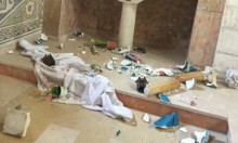 اعتداء على كنيسة في بيت جمال