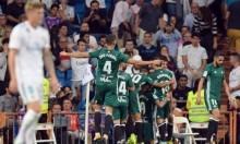 خسارة مدوية لريال مدريد في عقر داره